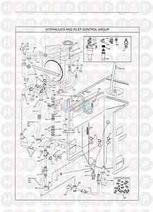 Potterton Powermax 85 He  Hydraulics  Diagram