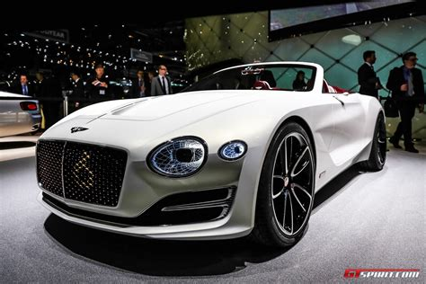Geneva 2017 Bentley Exp12 Speed 6e Concept Gtspirit