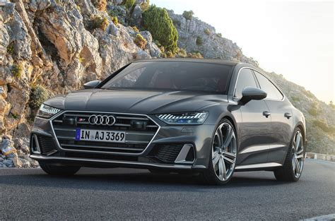 audi reveals new s6 and s7 sportback with 345bhp v6 diesel autocar