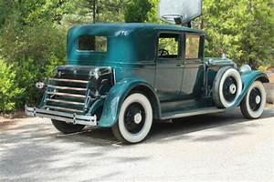 1929 Packard 640 Custom Eight Club Sedan