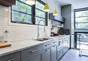 une cuisine contemporaine dans une vieille maison victorienne With salon de jardin pour enfants 7 renovation cuisine contemporaine et douce dans maison