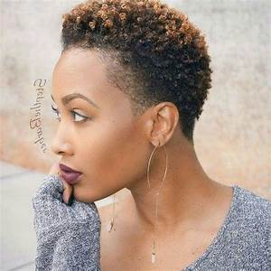 20 Best Ideas Of Short Haircuts For Black Women Natural Hair