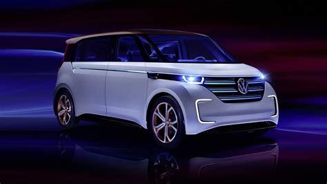 Elã Ctric by Wallpaper Volkswagen Budd E Electric Car Automotive