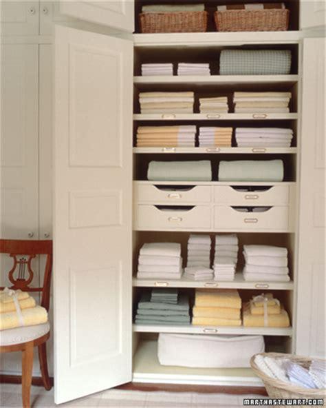 linen closet martha stewart style twoinspiredesign
