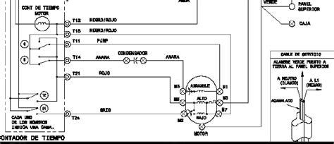 solucionado diagrama electrico de motor de lavadora mod c68pxgkr4585 yoreparo