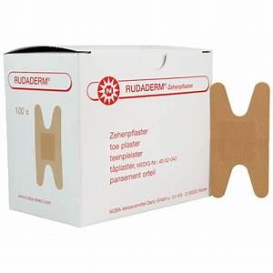 6 3 In Cm : rudaderm zehenpflaster 100 st ck 7 6 cm x 3 8 cm ~ Dailycaller-alerts.com Idées de Décoration