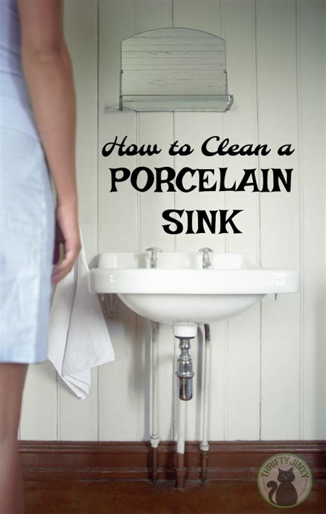 how to clean a porcelain sink with baking soda how to clean a porcelain sink tips to make your sink