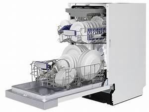Lave Vaisselle Ultra Silencieux : lave vaisselle encastrable de 45 cm guide d 39 achat pour choisir un bon en oct 2018 ~ Melissatoandfro.com Idées de Décoration
