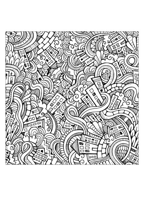 HD wallpapers free doodle coloring pages for adults