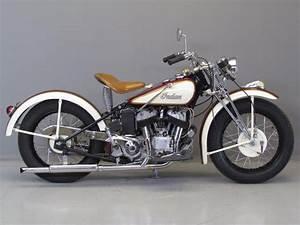 Indian 1941 Model 741 500 Cc 2 Cyl Sv