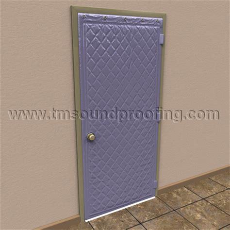 sound door panel door soundproofing