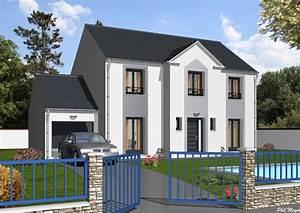 Logiciel Construire Sa Maison : construire sa maison en 3d l 39 impression 3d ~ Premium-room.com Idées de Décoration
