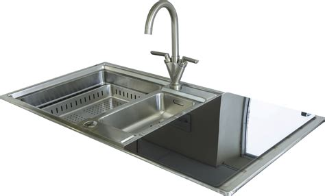 pearl 1 5 bowl single drainer inset sink northern sink