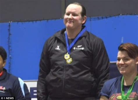 Outrage After Transgender Weight Lifter Wins Comp Daily