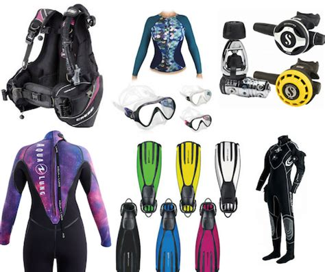 Dive Equipment Best Scuba Dive Equipment From To Toe