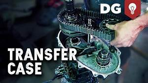 How To Rebuild A New Process Np Transfer Case