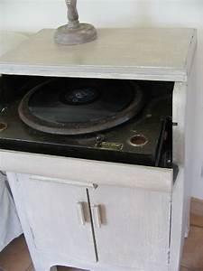 Meuble Pour Tourne Disque : meuble tourne disque patin patinebreizh ~ Teatrodelosmanantiales.com Idées de Décoration