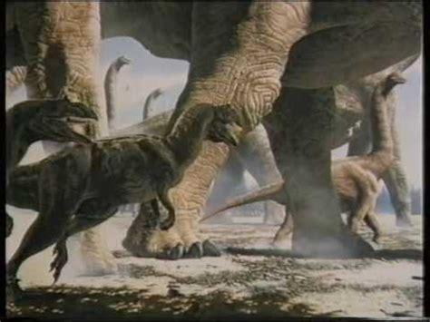 entwicklung der dinosaurier youtube