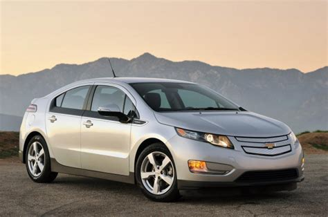 2014 Chevrolet Volt  Information And Photos Zombiedrive