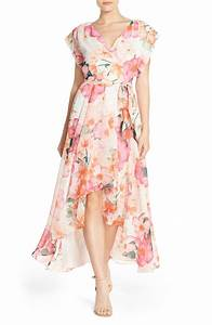 floral print maxi dresses for summer wedding guest season With summer floral dresses for weddings