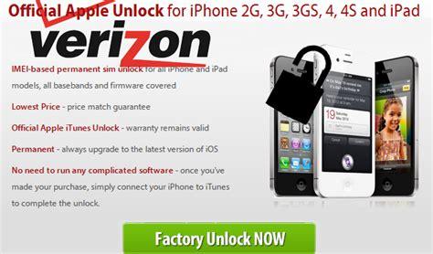 how to unlock iphone 4 verizon factory unlock verizon iphone 4s cdma gsm 2756