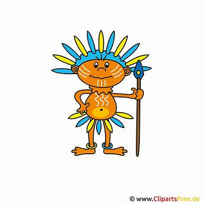 Clipart Indianer Utklipp Indian Indisk Cliparts Clipartsfree