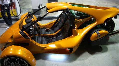 T-rex Motorcycle Trike