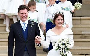 Royal Wedding Photos: Princess Eugenie and Jack Brooksbank ...