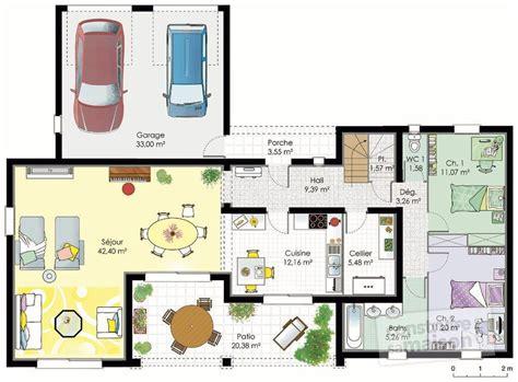 construire sa cuisine en 3d maison méditerranéenne 2 dé du plan de maison