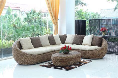 canapé bambou canape en osier ou rotin 28 images classique design