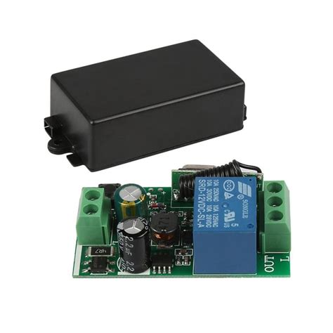 Universal Mhz Channel Remote Control Switch
