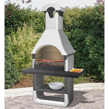 cuisine tridome barbecue fixe barbecue béton barbecue en leroy