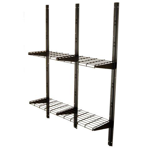 suncast 11 in x 3 ft 4 in metal shelf kit for alpine