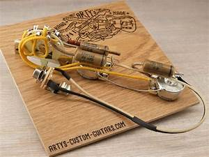 Prewired Kit- Guitar Wiring Harness