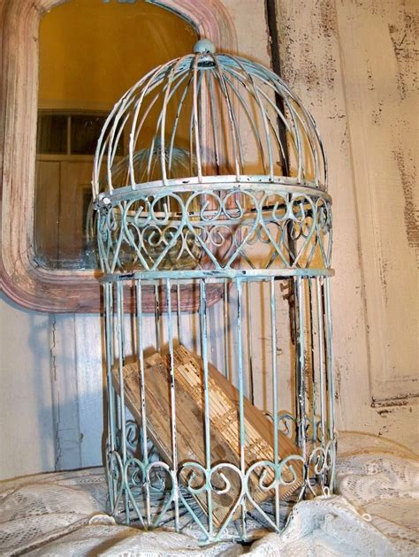 shabby chic birdcage 17 best images about for the birds on pinterest shabby wedding anniversary and bird cages