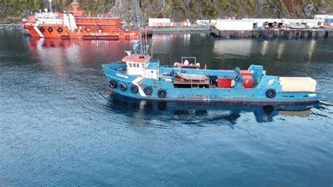 Resolve Marine Repositions Response Tug In Alaska