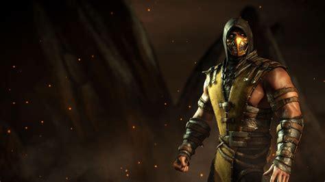 Mortal Kombat X On Ps4 Amazon Shares 10 Characters Bio