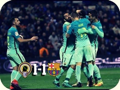 VIDEO Barcelona vs Hercules Highlights - OurMatch