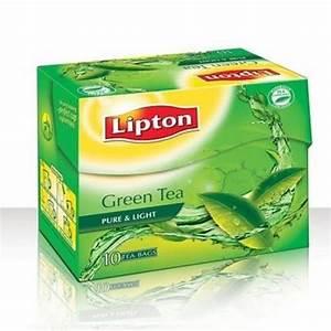 How To Make Lipton Green Tea Bags - Style Guru: Fashion ...