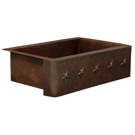 home depot farm sink farmhouse apron front copper sinks kitchen sinks the