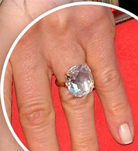 11 celebrity engagement rings reinvented with sapphires With jennifer aniston wedding ring