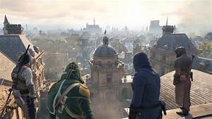 Assassin's Creed Unity Co-Op Gameplay - Xbox One 4 Player ...