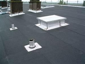 étanchéité Terrasse Goudron : tanch it goudron toiture rev tements modernes du toit ~ Melissatoandfro.com Idées de Décoration