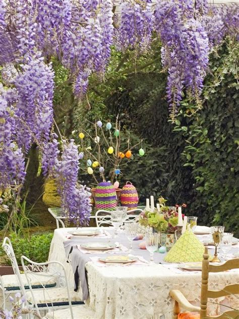 Outdoor Easter Decorations Ideas For Special Holiday