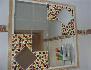 Rahmen Für Spiegel Selber Machen : kreativen mosaik spiegel selber basteln spiegel aufh ngen ~ Lizthompson.info Haus und Dekorationen