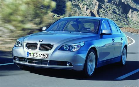 2003 Bmw 5 Series  Information And Photos Zombiedrive