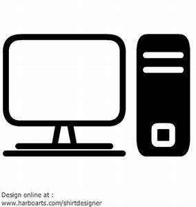 Computer Vector Art - ClipArt Best