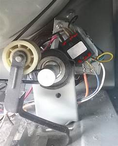Connecting Old Dryer Motor To 120volt