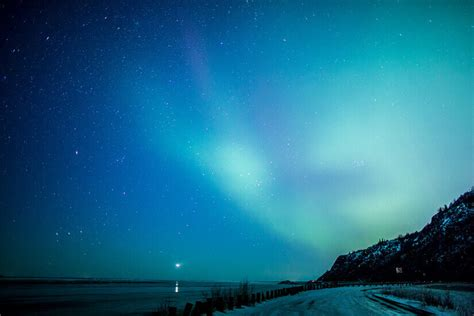 anchorage northern lights searching for northern lights in anchorage alaska