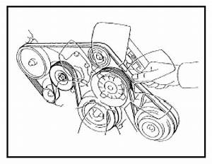 I Need Diagram And Instructions To Install Serpentine Belt
